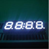 Wholesale Low Power 4 Digit 7 Segment Led Display High Limunous Intensity For Timer Clock from china suppliers