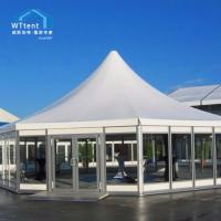 Wholesale Unique Hexagonal Marquee Steel Plates Wall For Birthday Party from china suppliers