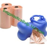 Wholesale poly mittens, pet bag, litter bags, poop bags, pet supplies, clean up, tidy bag, dog waste from china suppliers