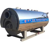 Wholesale Oil & Gas Fired Industrial 4 Ton Steam Boiler price for rubber industry from china suppliers
