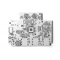Wholesale White Metal Clad PCB , Aluminum Led Metal Core PCB For LED Lighting from china suppliers