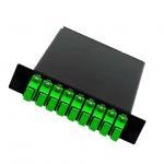 Wholesale Singlemode Standard Optical Fiber Coupler CWDM LGX 1310/1550 Nm Aluminum Alloy Materials from china suppliers