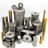 China Precision COLD FORGING HEADING DIES, Main Dies, Heading Die, Punches, WIDIA G4, G5,G6 on sale