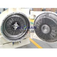 China Waste Paper Pulp Molding Machine , Stainless Steel Double Disk Refiner Machine on sale