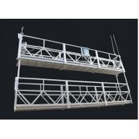 Gondola Suspended Working Platform Double Deck for Building Decoration