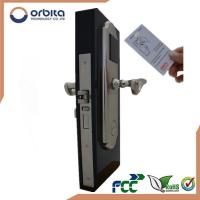 China  certified RFID locking system anti-theft time recording mortice lock on sale