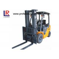 Wholesale 1.5 - 1.8T Nissan Engine Warehouse Material Handling Equipment Dual Fuel Gas LPG Forklift from china suppliers