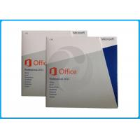 China Retail Full Version Genuine Microsoft Office 2013 Software With Activation Guarantee on sale