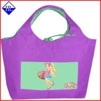 Wholesale Full Color Reuseable Non Woven Fabric Bags , Non Woven Polypropylene Shopping Bags from china suppliers