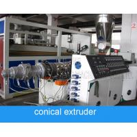 Wholesale High Speed Polycop Pipe And Pvc Pipe Extrusion Machine For Diameter 15mm 50mm from china suppliers