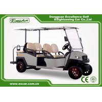 Wholesale Grey Fuel Type Electric Golf Car With CE Certificate 350A Controller from china suppliers