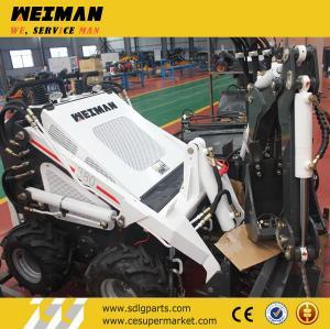 Wholesale skid loader mini, skid steer loader, garden tractor loader from china suppliers