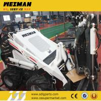 China Weiman skid steer loader ,WEIMAN mini skid steer loader from China on sale