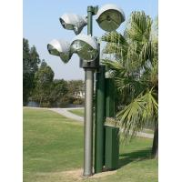Used Light Poles : Golf course led lighting system stadium light poles used