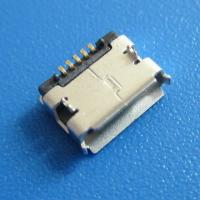 Wholesale factory price smt micro usb 5p connector/ micro usb 5pin female from china suppliers