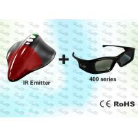 Wholesale IR 3D PC Solution with HD 3D Glasses and 3D Emitter from china suppliers