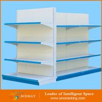 Wholesale Customized vegetable and fruit supermarket rack from china suppliers