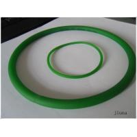 China Moisture Resistant Polyurethane Round Belt , join belt by hand on sale