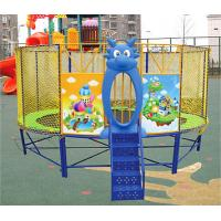 Wholesale Children Trampoline with PP Mesh for Kindergarten A-17808 from china suppliers