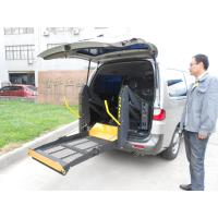 Hydraulic Wheelchair Lift : Ce hydraulic wheelchair lift for van electric