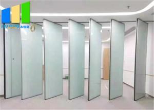 Wholesale Banquet Hall Acoustic Moveable Wall Folding Soundproof Room Dividers from china suppliers