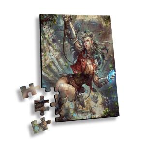 Wholesale Custom 0.6mm PET Lenticular Printing 3d Jigsaw Puzzle Flip from china suppliers