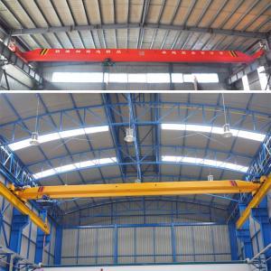 China 16tons hoist mounted bridge crane on sale