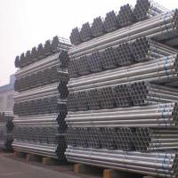 Wholesale GI pipes/round steel pipe/carbon steel pipe from china suppliers