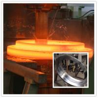 Buy cheap Professional Custom Flange Ring Stainless Steel Forgings Alloy Hastelloy from wholesalers