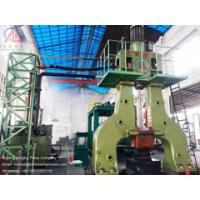 China Hydraulic open die forging hammer fully hydraulic type for open die forging on sale