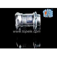 Buy cheap High Quality Hot Sale EMT Steel Compression Connector / 1/2