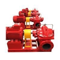 Wholesale 200 gpm 1500 gpm 4 inch 160 hp Electric Motor Water Fire Pump from china suppliers