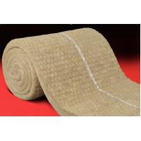 China Fire resistant and sound insulation rock wool/mineral wool roll on sale