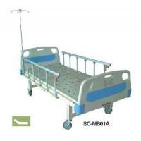 Buy cheap 1-Crank Manual Bed (SC-MB01A) from wholesalers