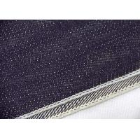Wholesale 18.6oz Japanese Selvedge Denim Fabric For Jeans W92239A With Customized Color from china suppliers
