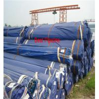 EN 10297 20MNV6 Carbon Seamless Steel Pipe With  Carbon Steel Plate