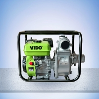 China 30m3/Min 8m Gas Powered Transfer Pumps WD020325055 on sale