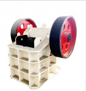 Wholesale Pe Series Mini 30t Stone 400x600 Jaw Crusher Machine from china suppliers