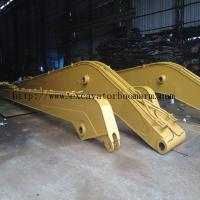 Wholesale High Strength Sumitomo Excavator Telescopic Boom 18 Meter For SH360 SH200 from china suppliers
