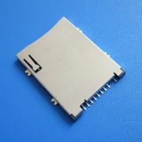 Wholesale 6P SIM Card Connector , sim socket from china suppliers