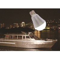 Wholesale Dc 24v Led Bulb E17 E27 Waterproof Ip67 Led Camping Lamp Bulb For Ship Outdoor Camping from china suppliers