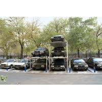 Residential pit garage parking car lift garage car for Parking solutions for small spaces