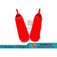 Baccarat Acrylic Plastic Playing Cards Shovel  Casino Game Accessories Comfortable Poker Brand Shovel