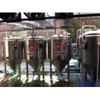 Wholesale Craft Beer Home Microbrewery Equipment Stainless Steel 304 / 316 Material from china suppliers