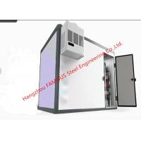 Wholesale Small Size Home Walk In Freezer For Fruit Vegetables And Meat Storage from china suppliers