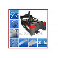China ectrical Appliances Fiber Laser Cutting Machine Compatible Software CAD / CAM on sale