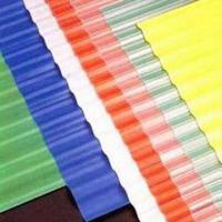 Wholesale PVC Corrugated Sheets, Various Sizes are Available from china suppliers