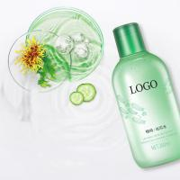 Buy cheap Loofah Extract All Natural Face Toner Shrink Pores Exfoliation Smooth Texture from wholesalers