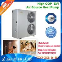 China 19.3kW Low Temperature Heat Pump Auto switch Space Heating Weekly Uperization Residential Water on sale