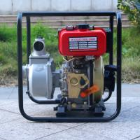 Wholesale 4 Inch type diesel agricultural irrigation Water Pump , diesel powered water pump from china suppliers